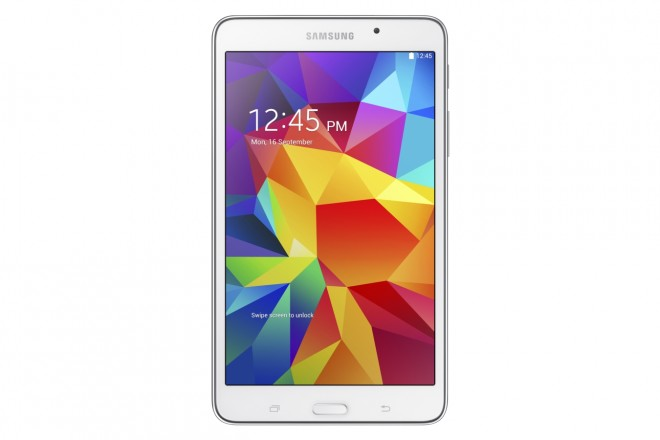 Samsung Galaxy Tab 4 7.0 multitasking tablet