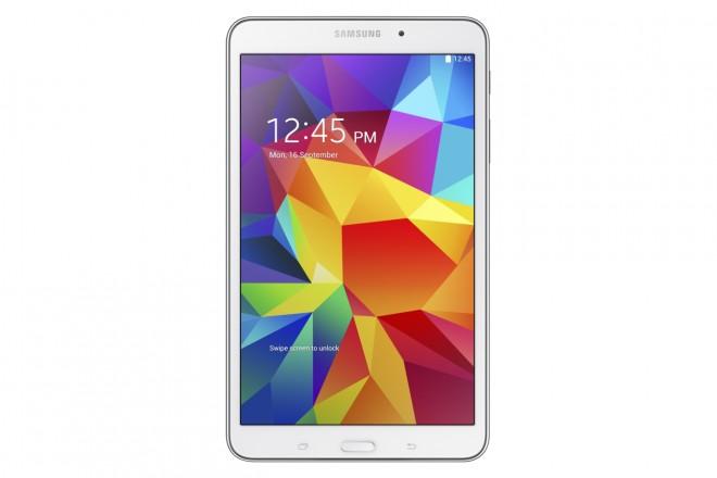 Samsung Galaxy Tab 4 8.0 (SM-T330) in white