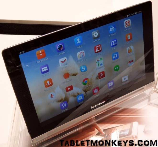 Lenovo Yoga Tablet 10 HD+ released today on May 3