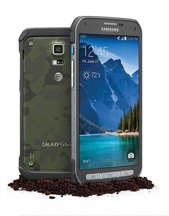 Samsung Galaxy S 5 Active