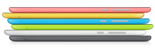 Xiaomi Mi Pad color options