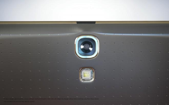 Samsung Galaxy Tab S 10.5 8 Megapixel camera