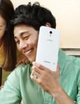 Samsung Galaxy W SM-T2558 tablet phone