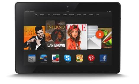 2013 Model - Kindle Fire 8.9 HDX