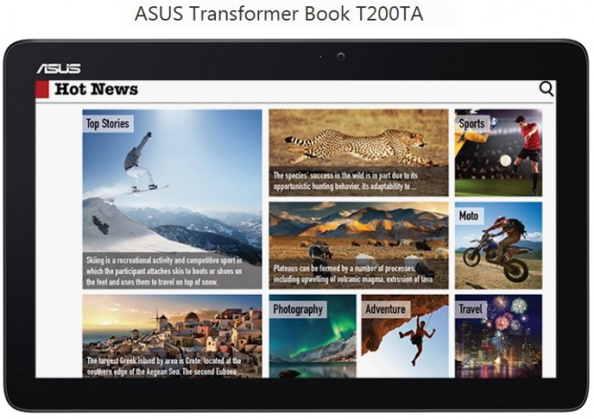 ASUS Transformer Book T200 11.6-inch
