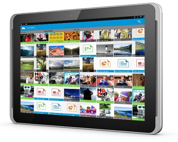 HP 10 Plus Full HD Android Tablet
