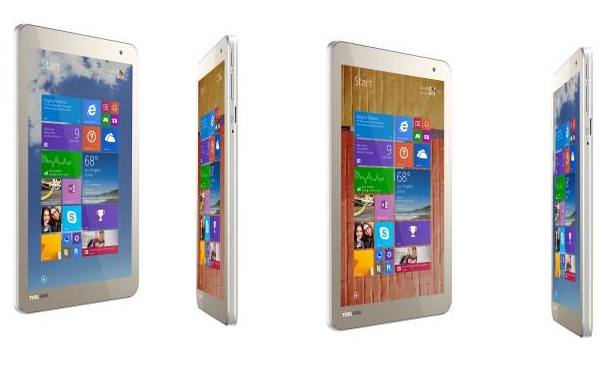 Toshiba Encore 2 Windows 8 Tablet