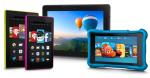 2014-2015 Amazon Kindle Fire Tablets