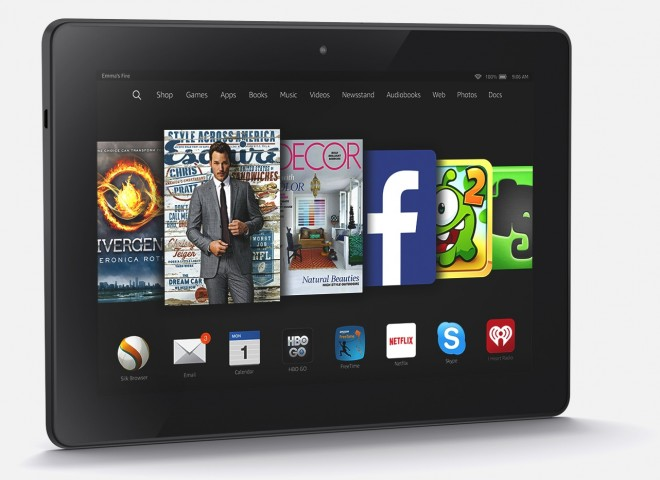 2014-2015 New Amazon Kindle Fire HDX 8.9