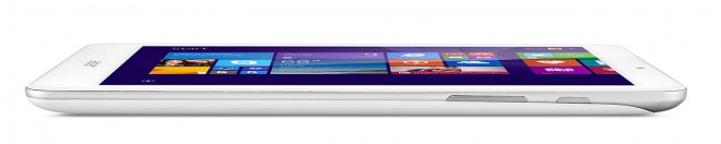 Acer Iconia Tab 8 W white and silver design