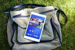 Sony Xperia Z3 Tablet Compact outdoors