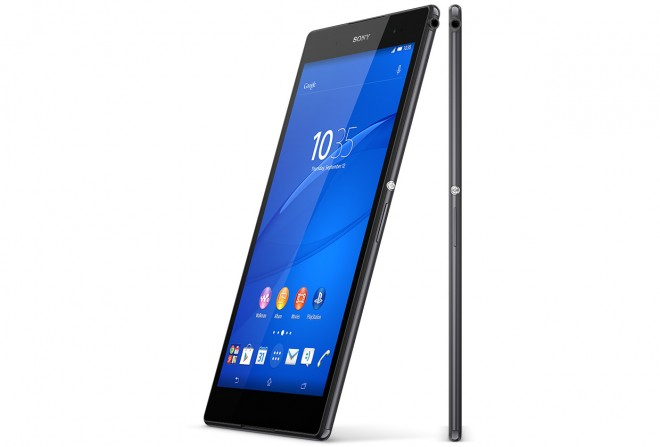 Sony Xperia Z3 Tablet Compact thin
