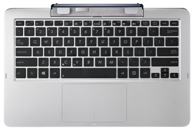 Asus Transformer Book T200 keyboard