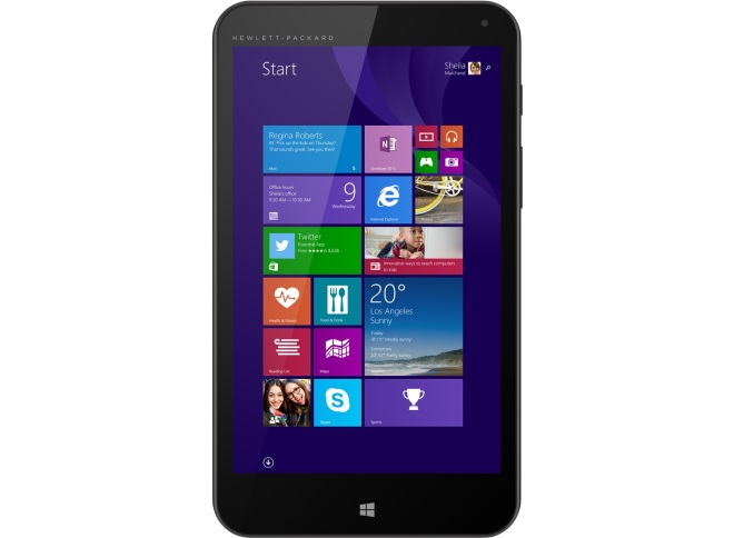HP Stream 7 (5701) tablet