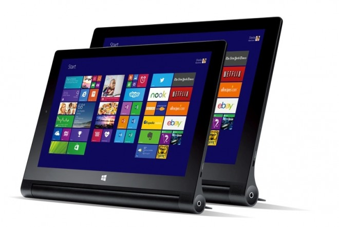 Lenovo Yoga Tablet 2 Windows 8
