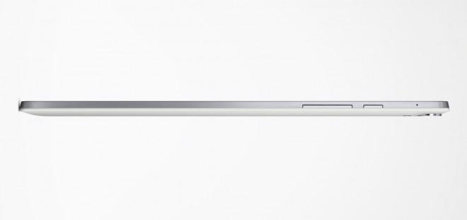 Nexus 9 thickness