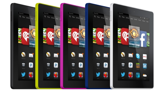 Fire HD 7 Cyber Monday Tablet Deal