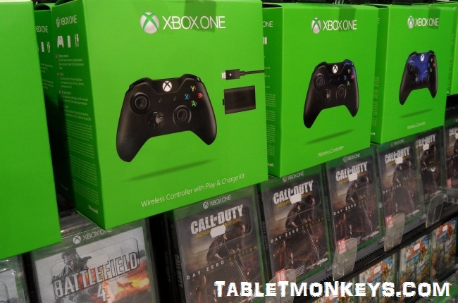 Microsoft Black Friday Deals 2014 on Xbox Consoles and Xbox Games