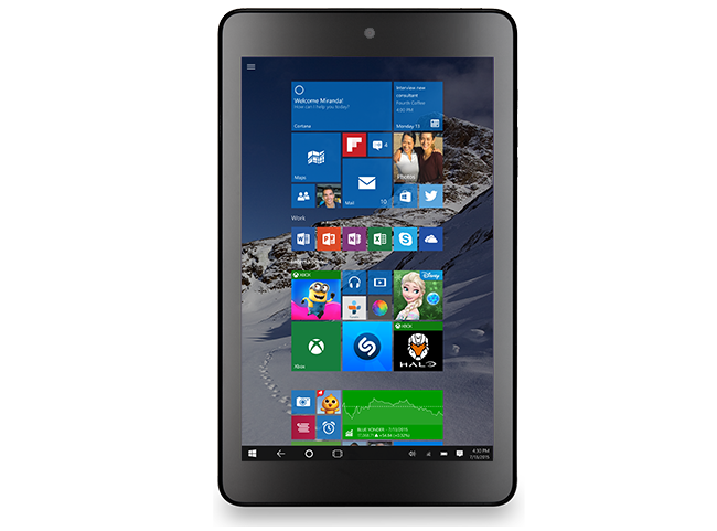 Windows 10 on Asus VivoTab 8