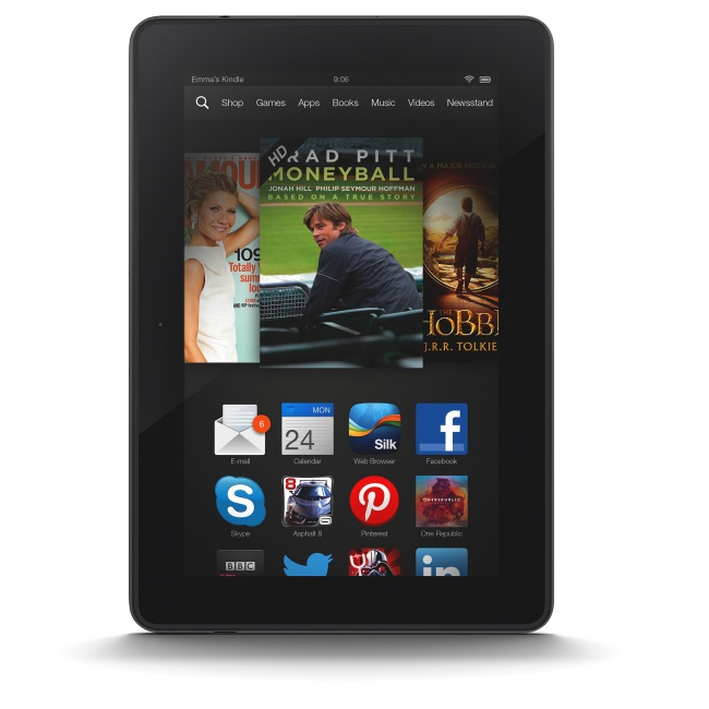 Lowest price on Kindle Fire HDX 7 4G LTE ever
