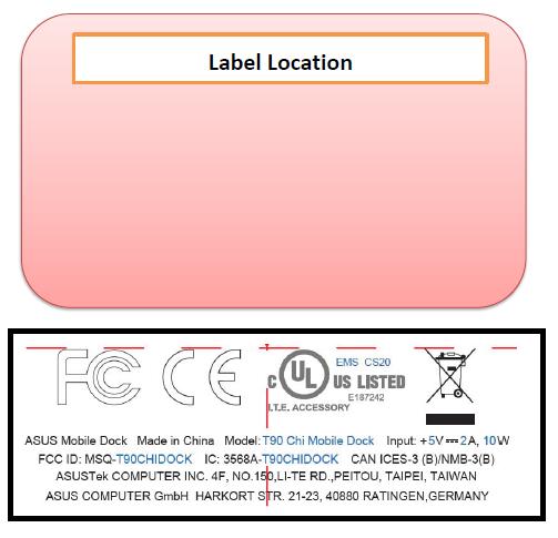Asus T90 Chi leak via FCC