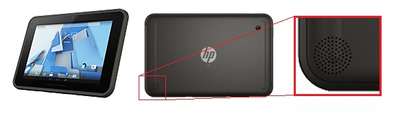HP Pro Slate 10 EE G1