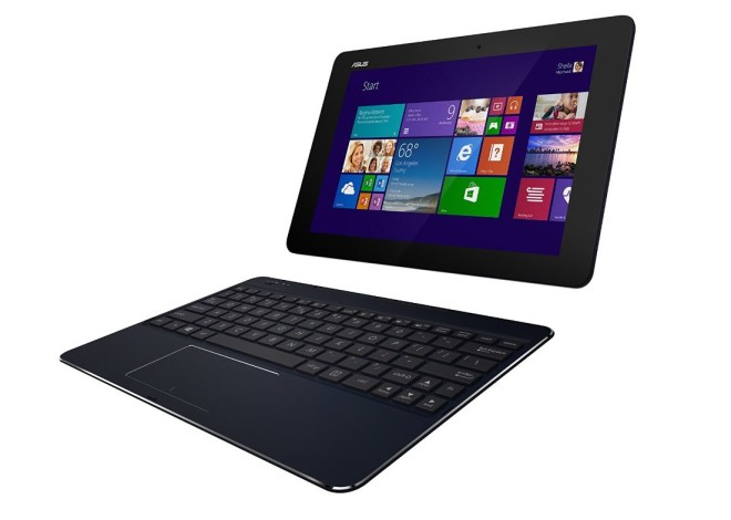 Asus Transformer Book T100 Chi available for pre-order in the US