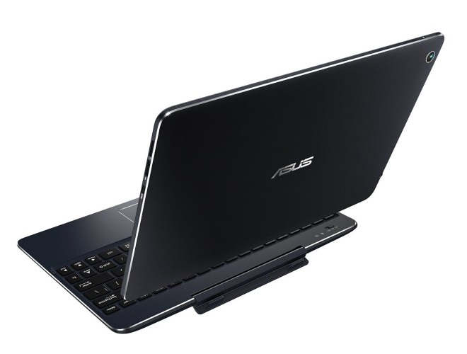 Asus Transformer Book T100 Chi tablet and keyboard