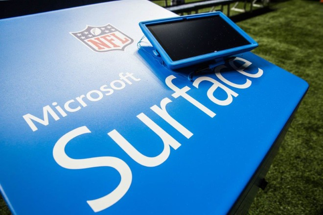 The 2015 Super Bowl Tablets