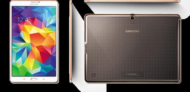 The original Samsung Galaxy Tab S