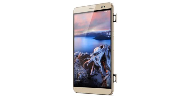 Dual-SIM phablet 'Huawei MediaPad X2