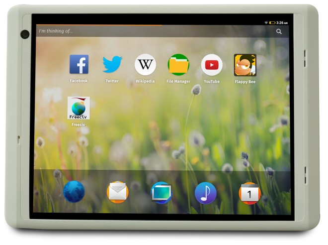 Firefox Tablet