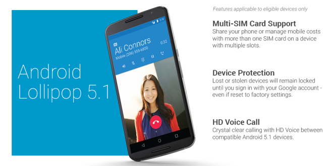 Google Android 5.1