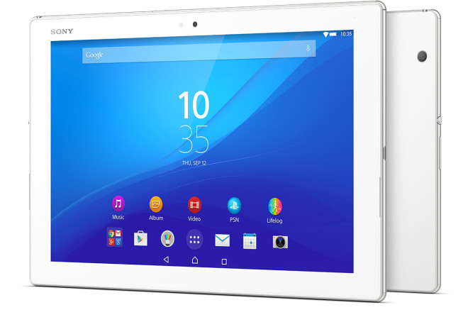 Sony Xperia Z4 Tablet 006
