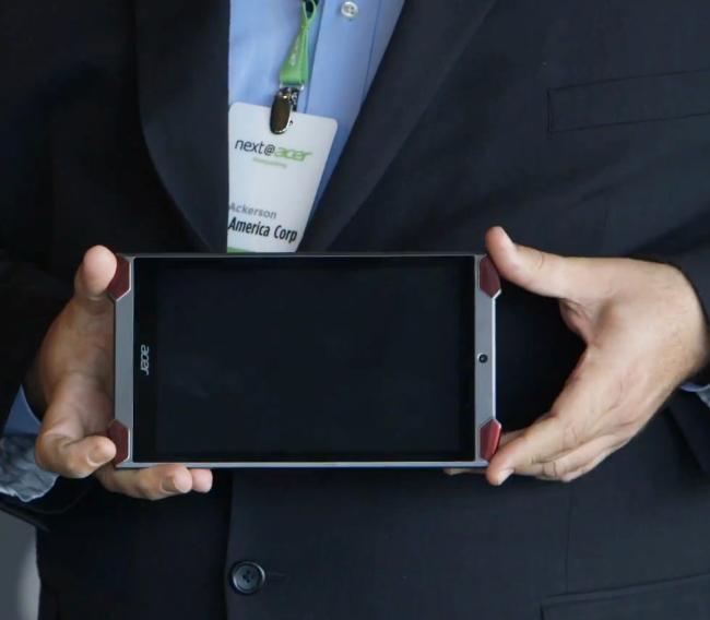 Acer Predator Tablet gaming tablet