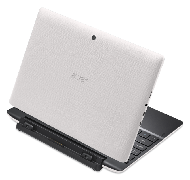 Aspire Switch 10 E white