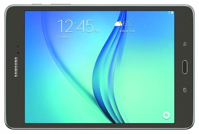 Black Samsung Galaxy Tab A 8.0