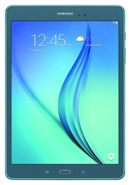 Blue Samsung Galaxy Tab A 9.7
