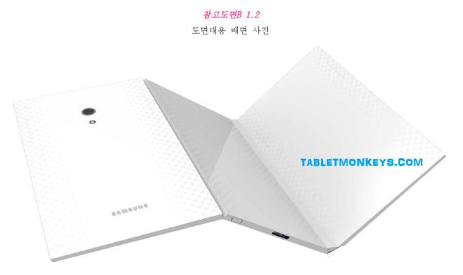 Samsung Foldable Tablet Display