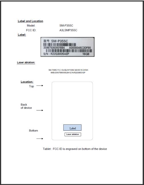 Samsung Galaxy Tab A 8.0 LTE SM-P355