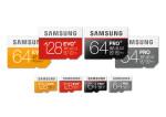 Samsung memory cards 2015