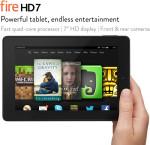 Fire HD 7 on sale