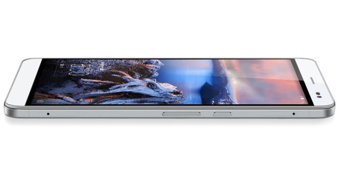 Huawei MediaPad X2 tablet Cypress TrueTouch TMA568 controller