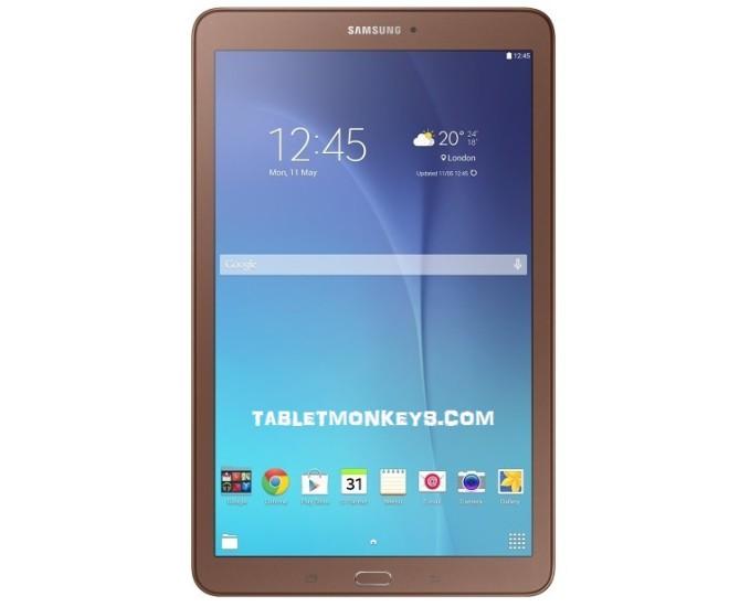 Samsung Galaxy Tab E 9.6 color option
