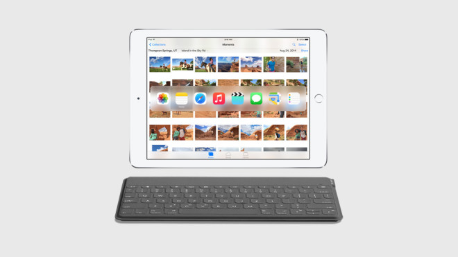 iPad keyboard shortcuts