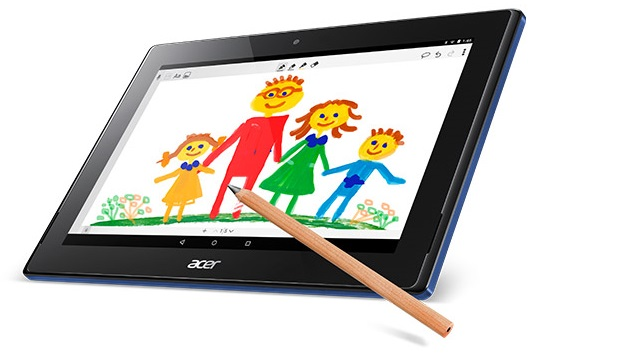 Acer pencil tablet