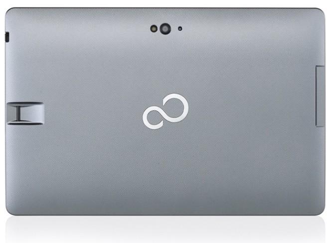 Fujitsu Stylistic Q665 back
