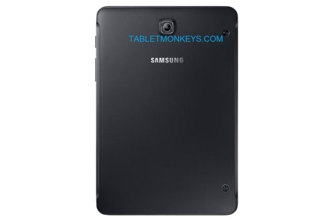Samsung Galaxy Tab S2 8.0 rear