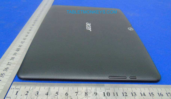 Acer Iconia One 10 (B3-A10) side