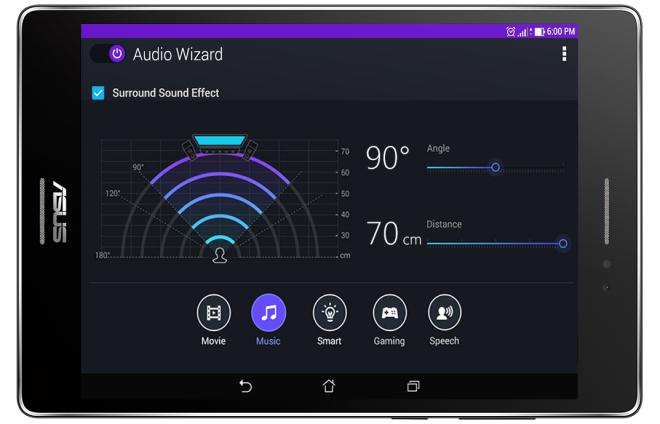 Asus ZenPad S 8.0 features